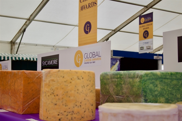 Global Cheese Awards 2017